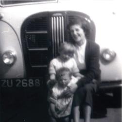 Maureen O Hara, O Hara's of Foxford
