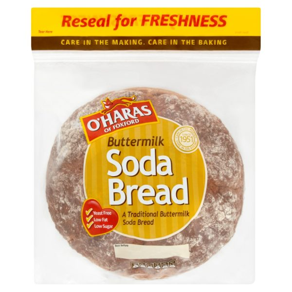 O'Haras of Foxford Buttermilk Soda Bread 550g