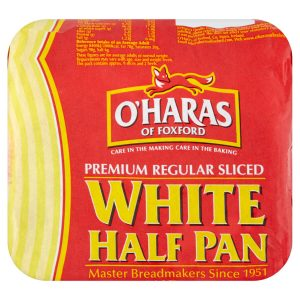 Premium Regular Sliced White Half Pan 400g