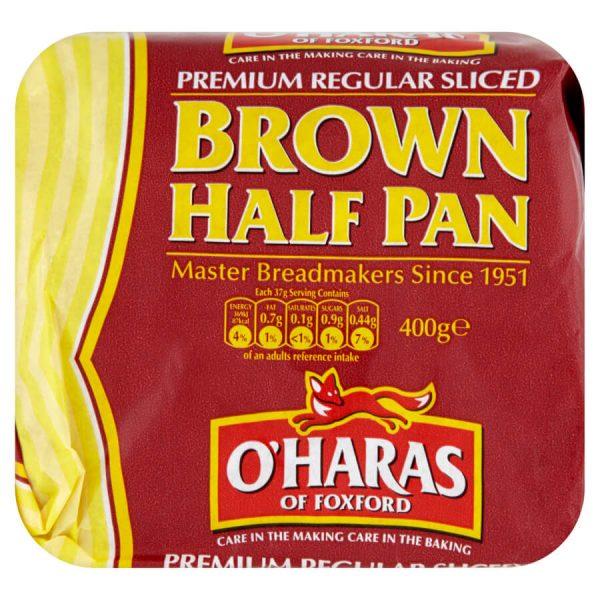 O'Hara's Brown Half Pan