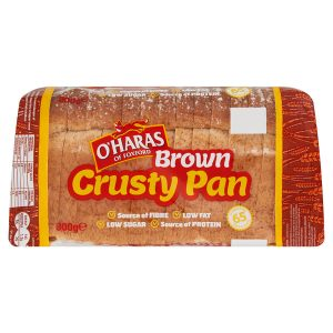 O'Haras of Foxford Brown Crusty Pan 800g