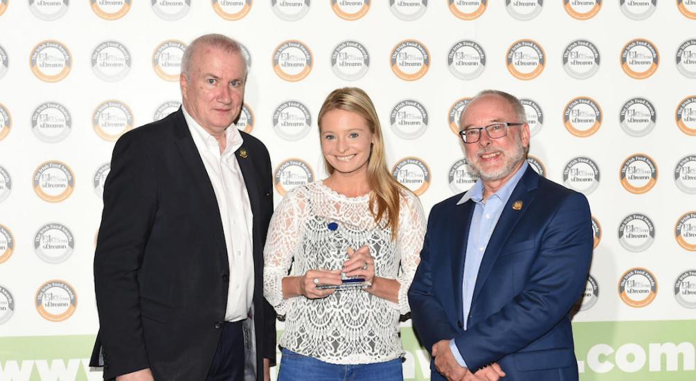 Blás na Éireann Award