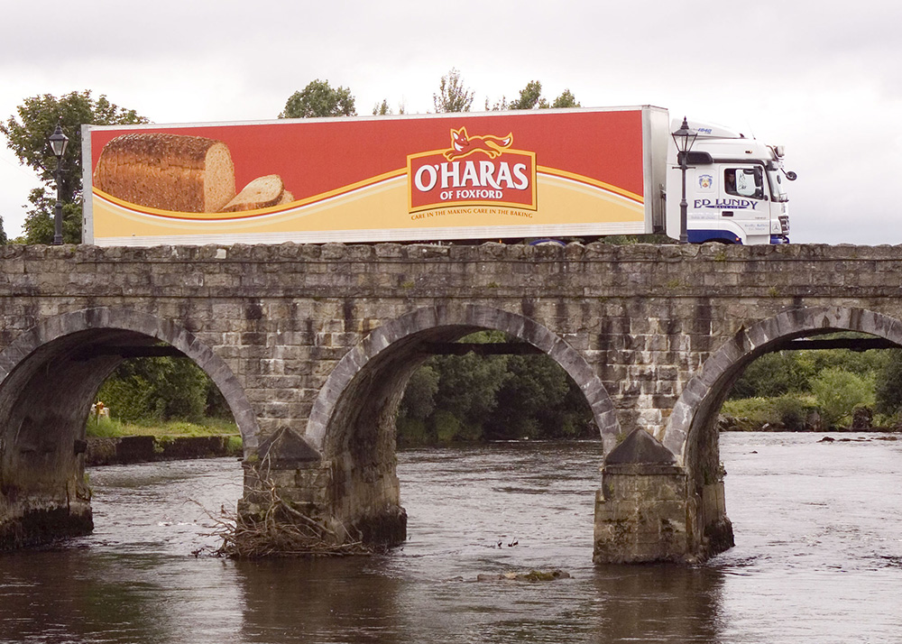 O' Haras Truck